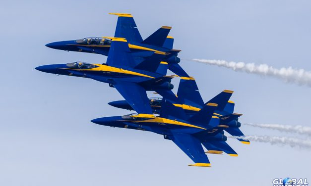 Airshows – Fleet Week 2016