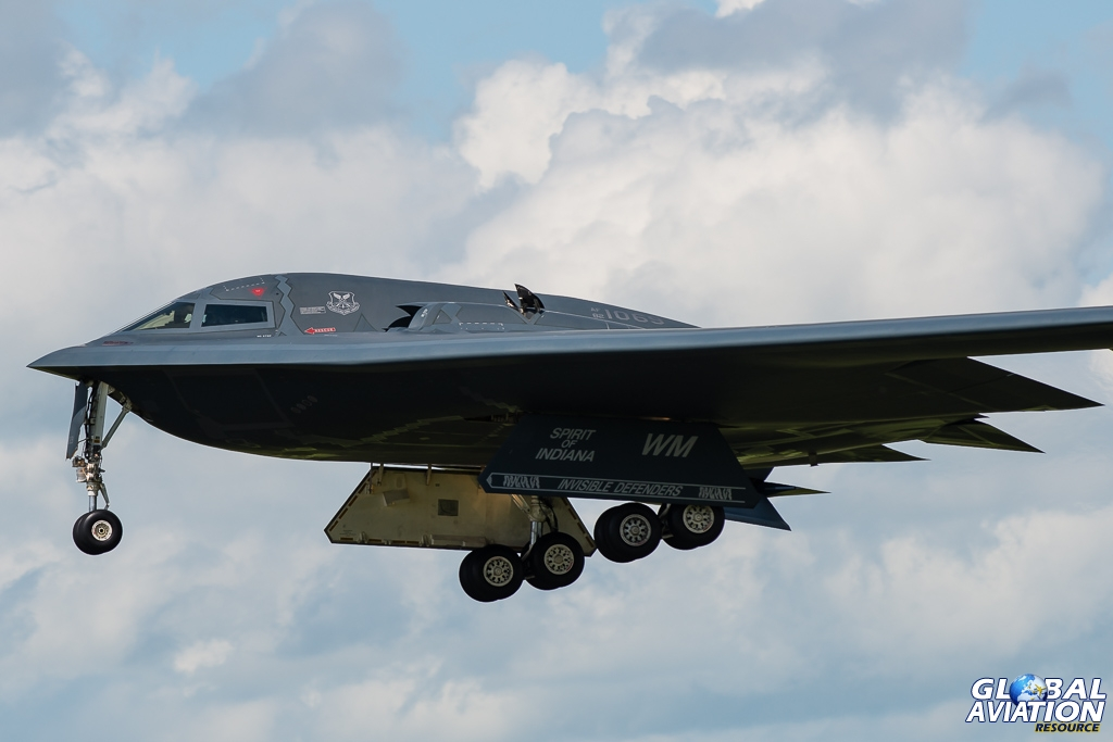 Aviation News – B-2 Spirits deploy to RAF Fairford