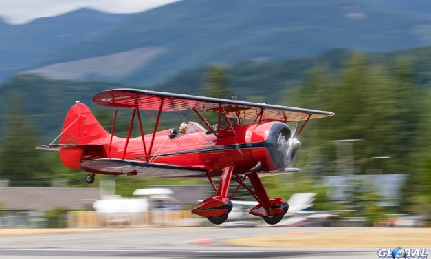 Aviation Event – Concrete Fly-In 2017