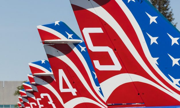 Aviation Event – Patrouille de France in California