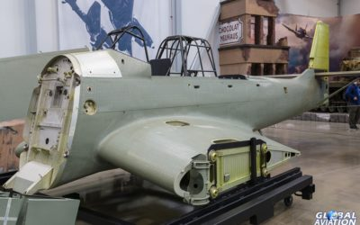 Warbirds – FHCAM Stuka Unveiling