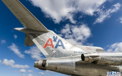 Aviation Event – N874AA 40th Anniversary