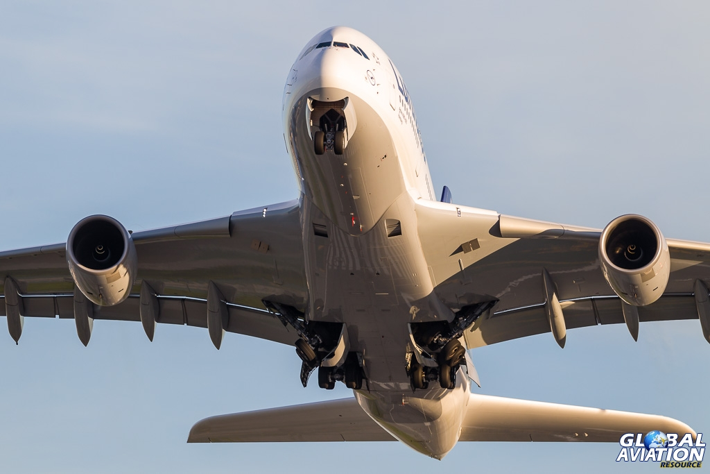 Civilian Aviation – The A380 Turns Ten