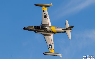 "Feature Operators – Gregory ""Wired"" Colyer and Ace Maker Airshows"