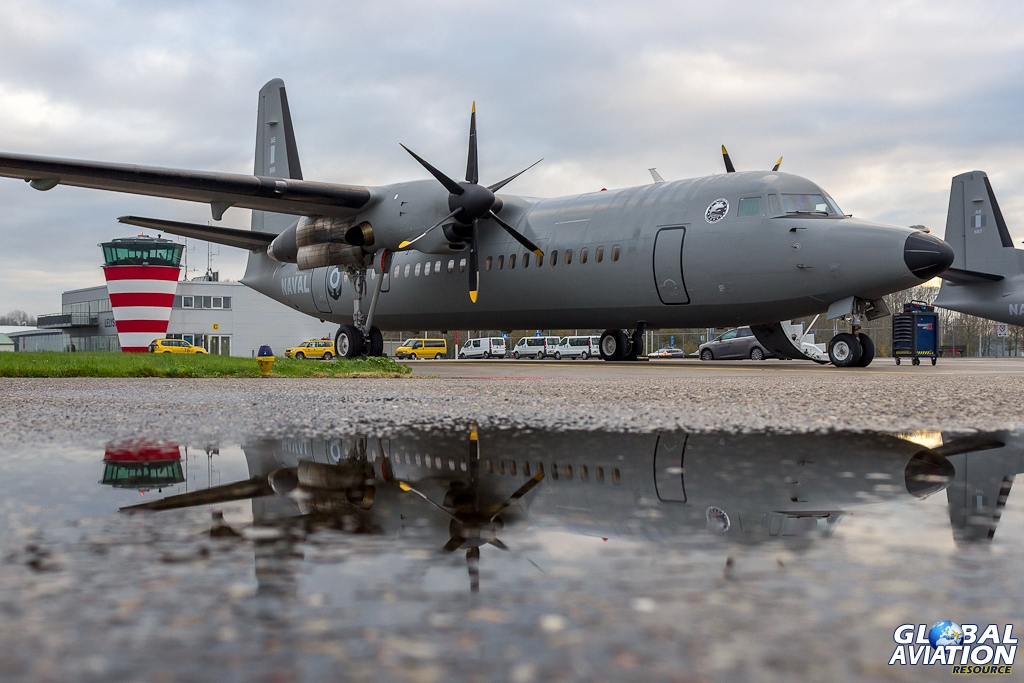 Aviation News – RNLAF Fokker 50s delivered to Peruvian Navy