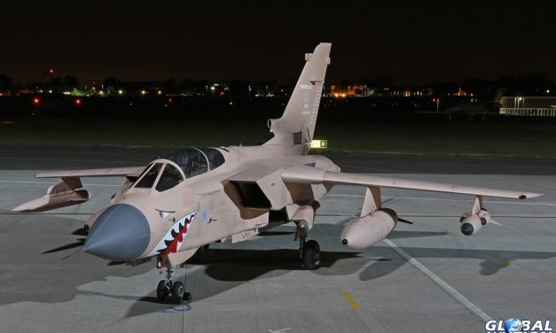 Northolt Night Photoshoot XXI