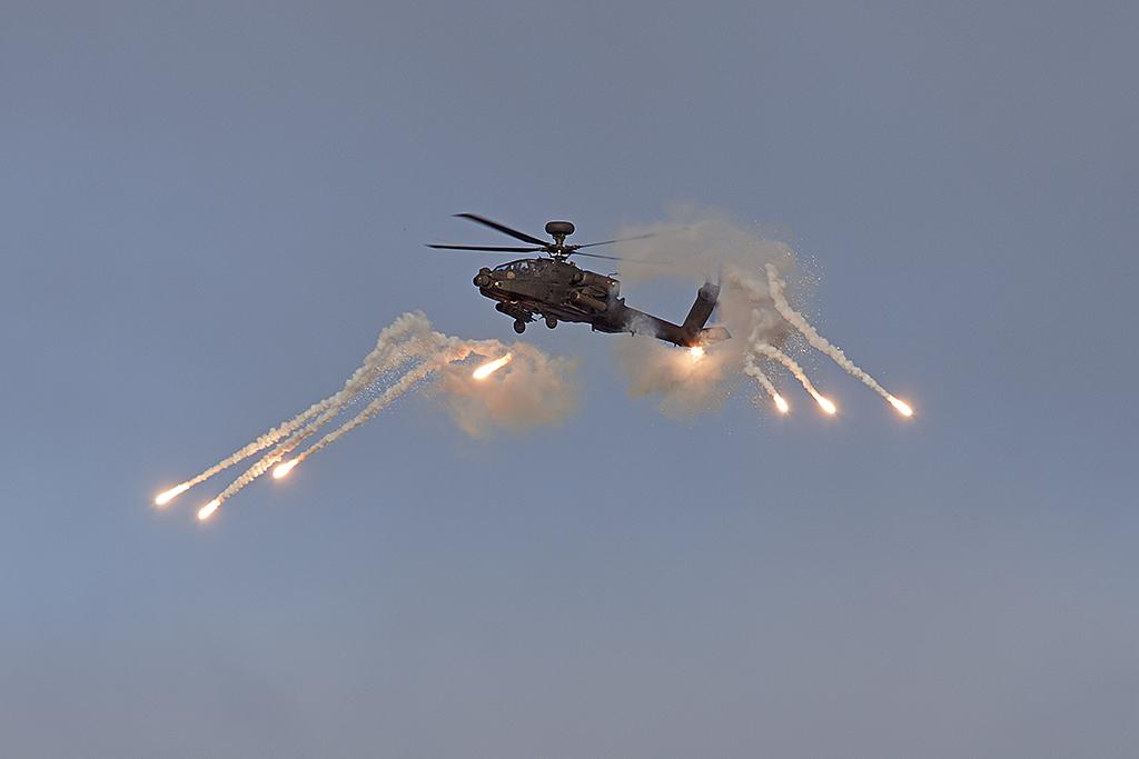 Military Exercise – RAF Spadeadam Apache & Pave Hawk deployments, November 2013