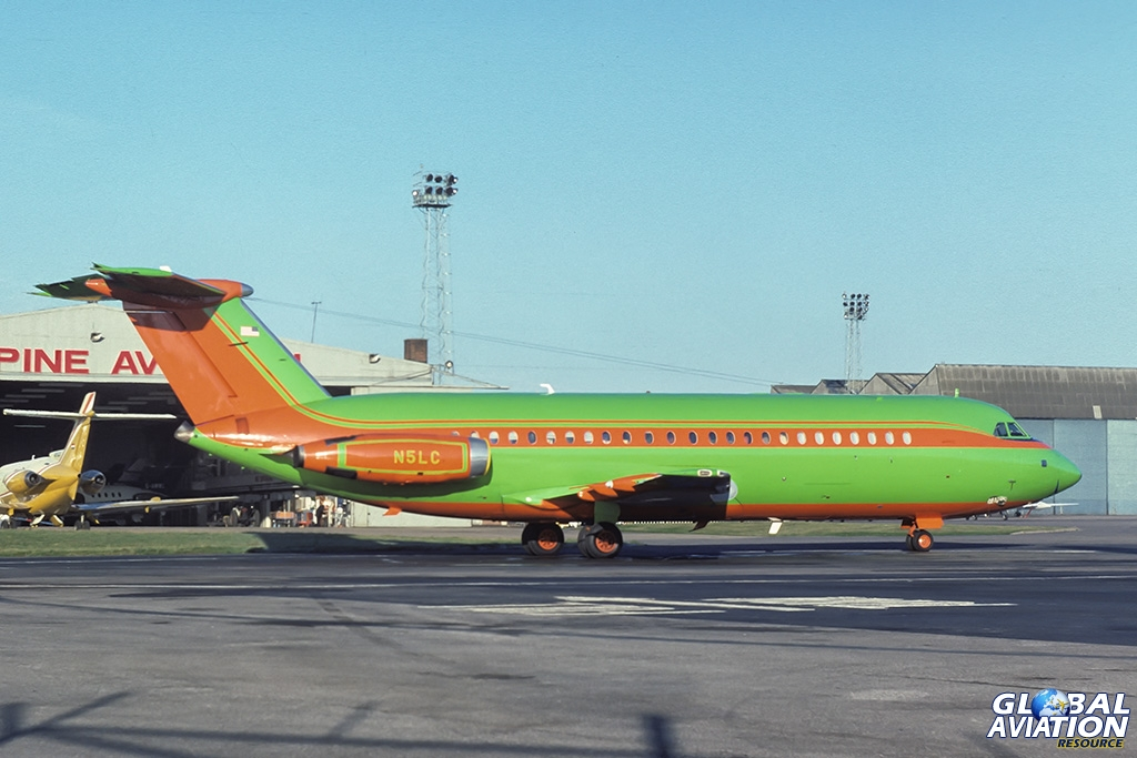 Aviation Feature – Luton Airport 1978-1985