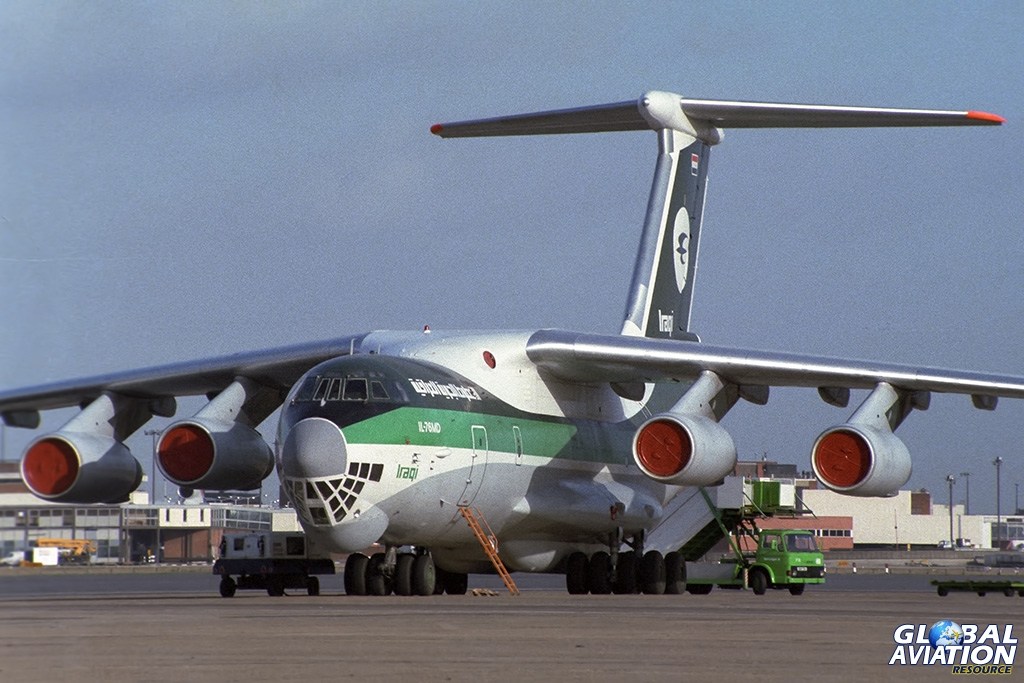 Aviation Feature – London Heathrow Airport 1985