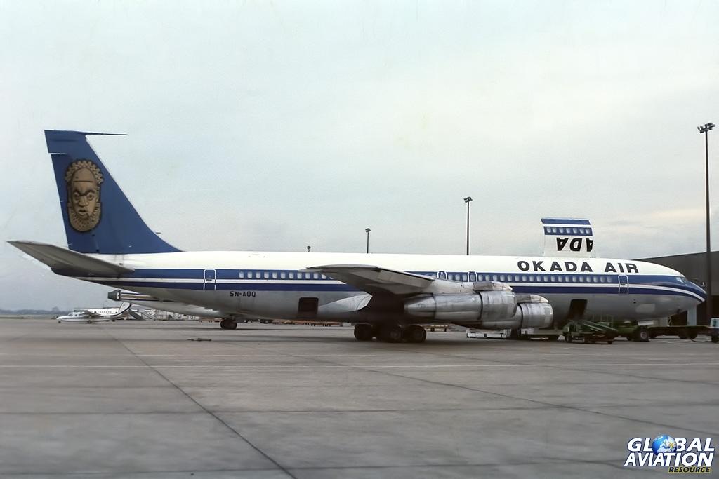Aviation Nostalgia – London Heathrow Airport 1988
