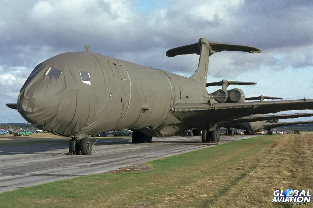 Aviation Feature – RAF Abingdon 1983-1985