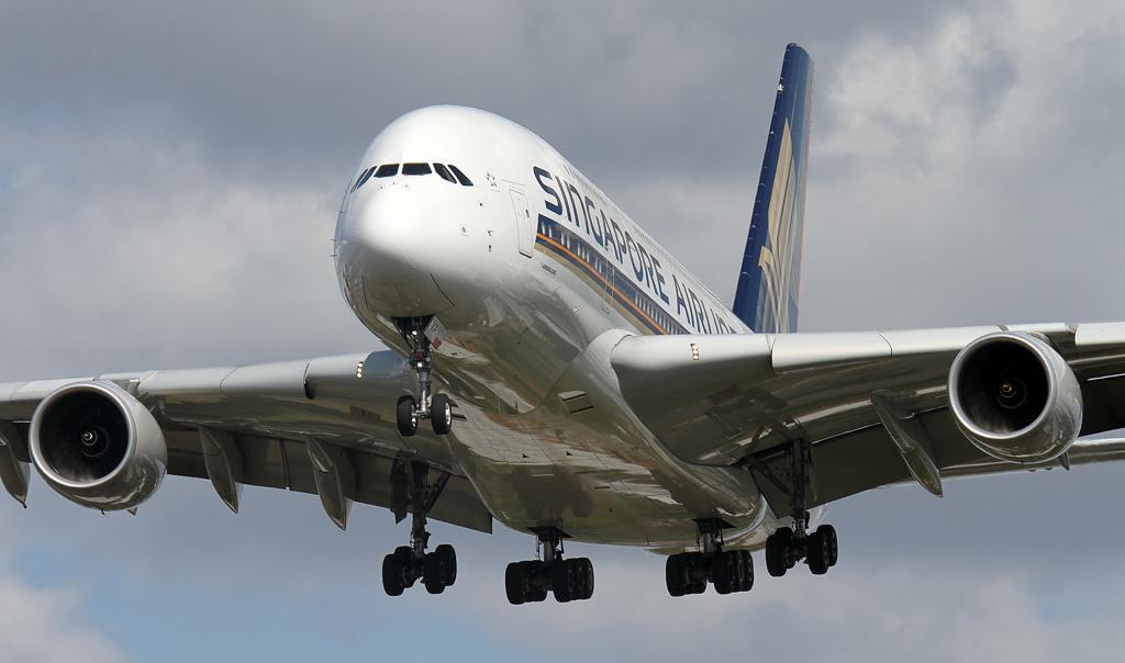 BlogGAR – Karl Drage – London-Heathrow Airport (LHR) – 03/08/2013