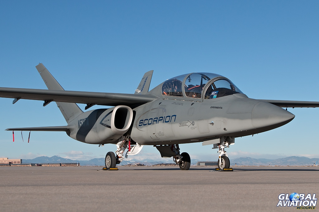 Aviation Feature – Textron Airland Scorpion