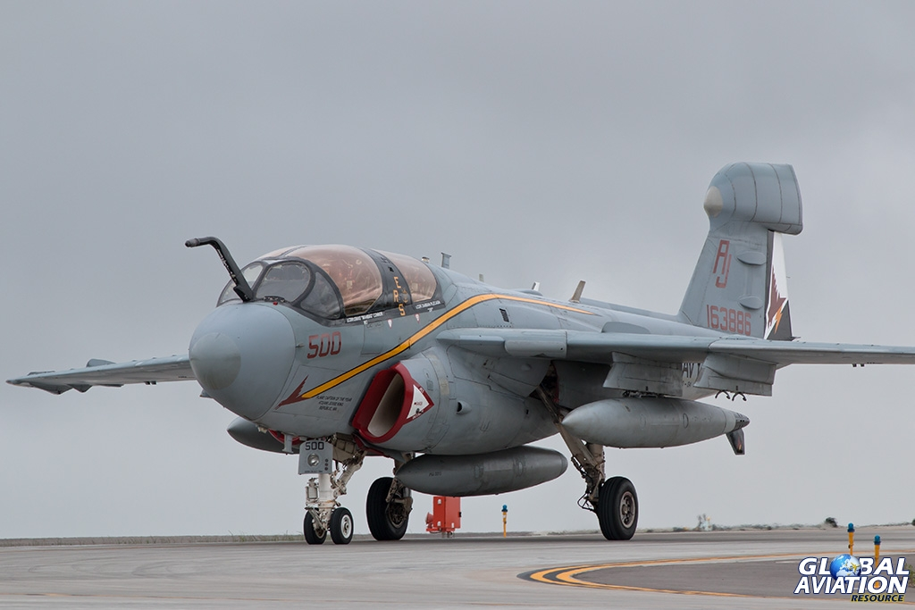 Aviation News – EA-6B Prowler delivered for Wings Over the Rockies Museum in Colorado