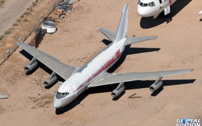 Feature –  Mojave Air and Space Port – an Aerial Perspective