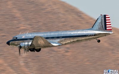 Aviation Event – Flabob DC-3 Fly-In, California