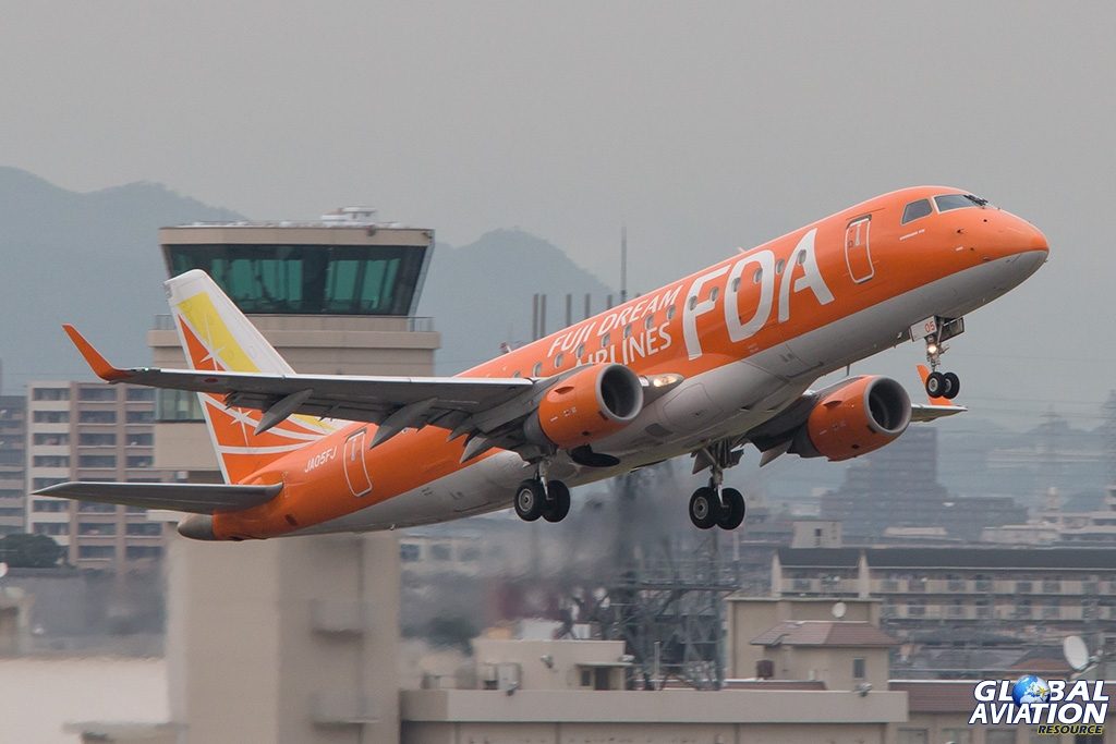 Aviation Feature – Japan Pt.11 – Komaki Airport, Nagoya