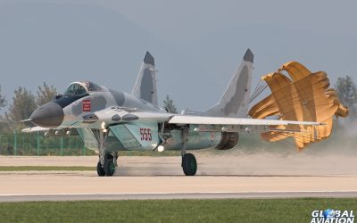 Airshow Review – Wonsan Air Festival, North Korea