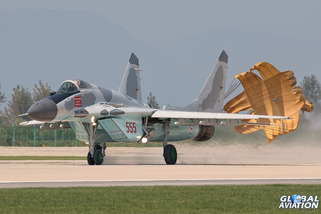 Wonsan Air Festival - North Korea ©-Paul-Filmer-Global-Aviation-Resource