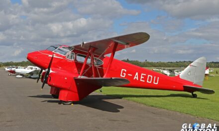 Vintage Aircraft Club fly in Turweston, 5th September