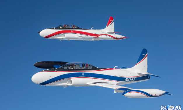 News – Boeing Retires T-33 Chase Planes