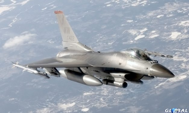 F-16 at 40 – Pt.4 – F-16s over the Pacific