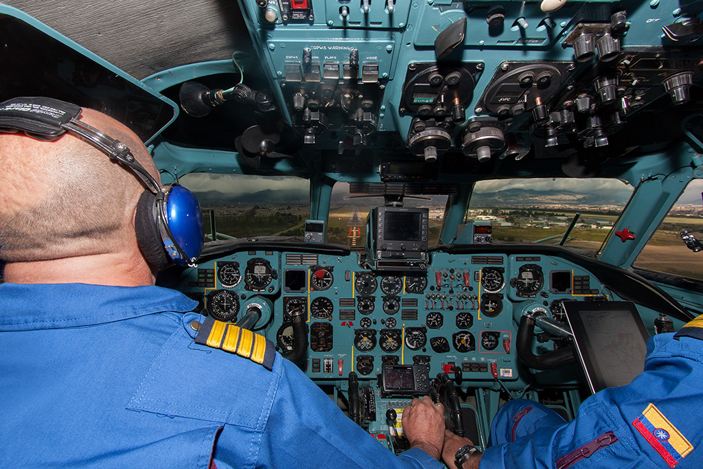 Aviation Feature – Colombia Pt.10 – Aer Caribe An-32A Flight