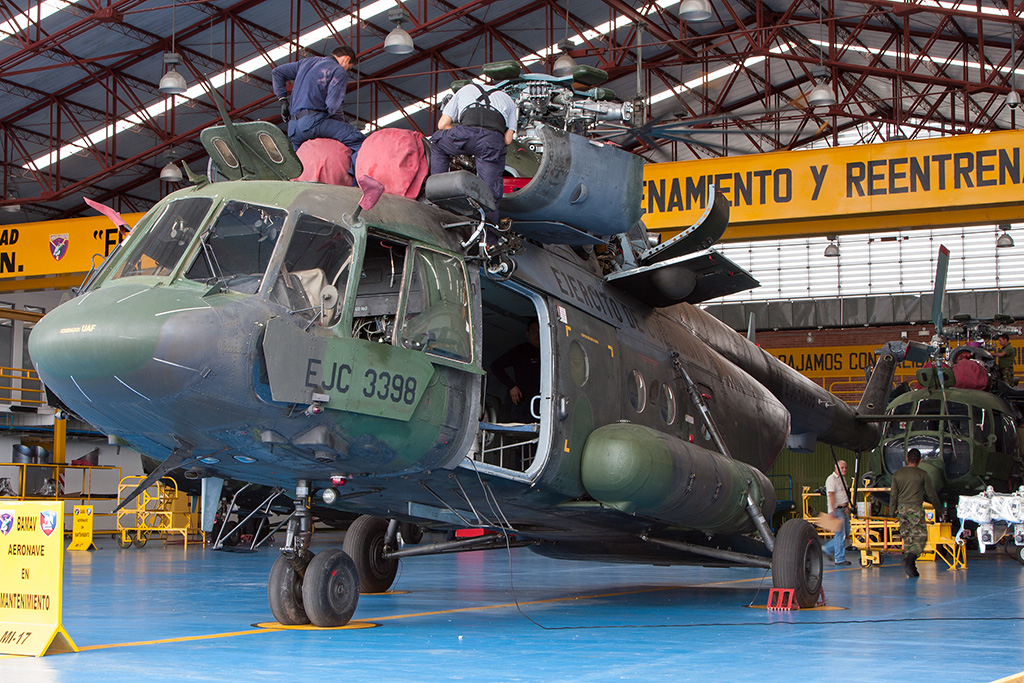 Aviation Feature – Colombia Pt.8 – Tolemaida Airbase