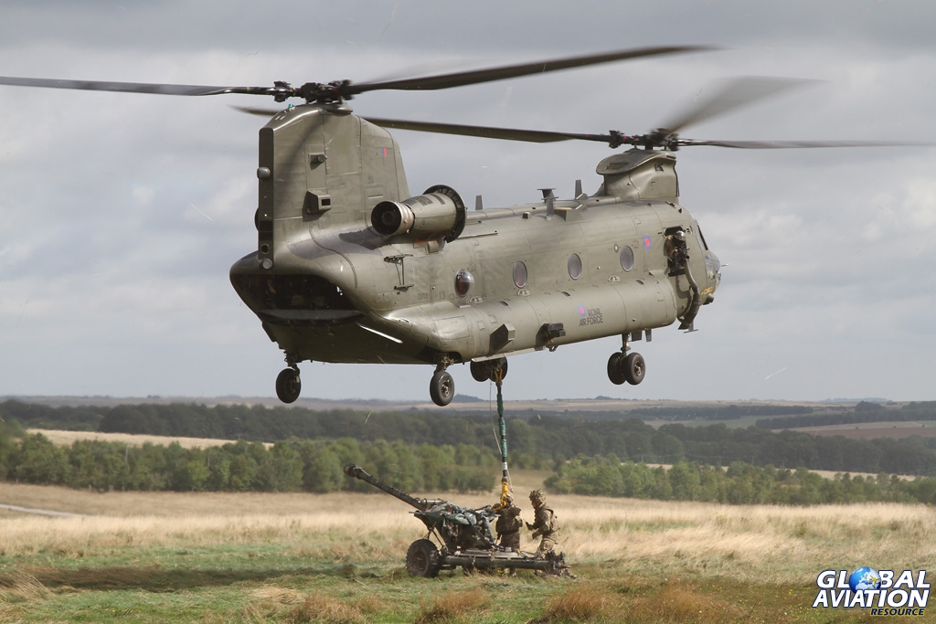 Aviation Feature – Chinook HC4